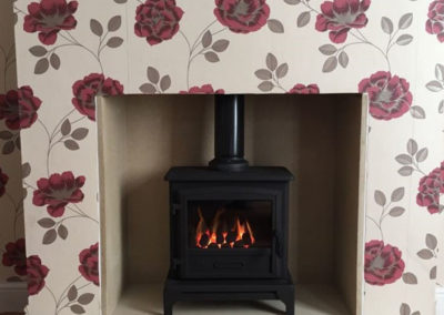 The Valor Ridlington Gas Stove
